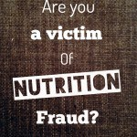 are you a victim of nutrition fraud