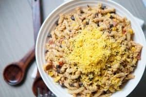 creamy chipotle pasta salad (1 of 1)-6