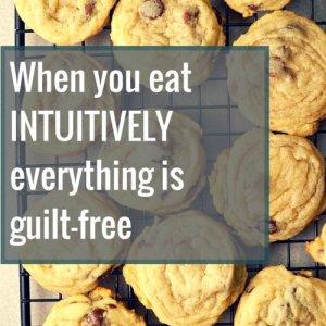 guilt-free eating