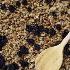 prairie lentil granola