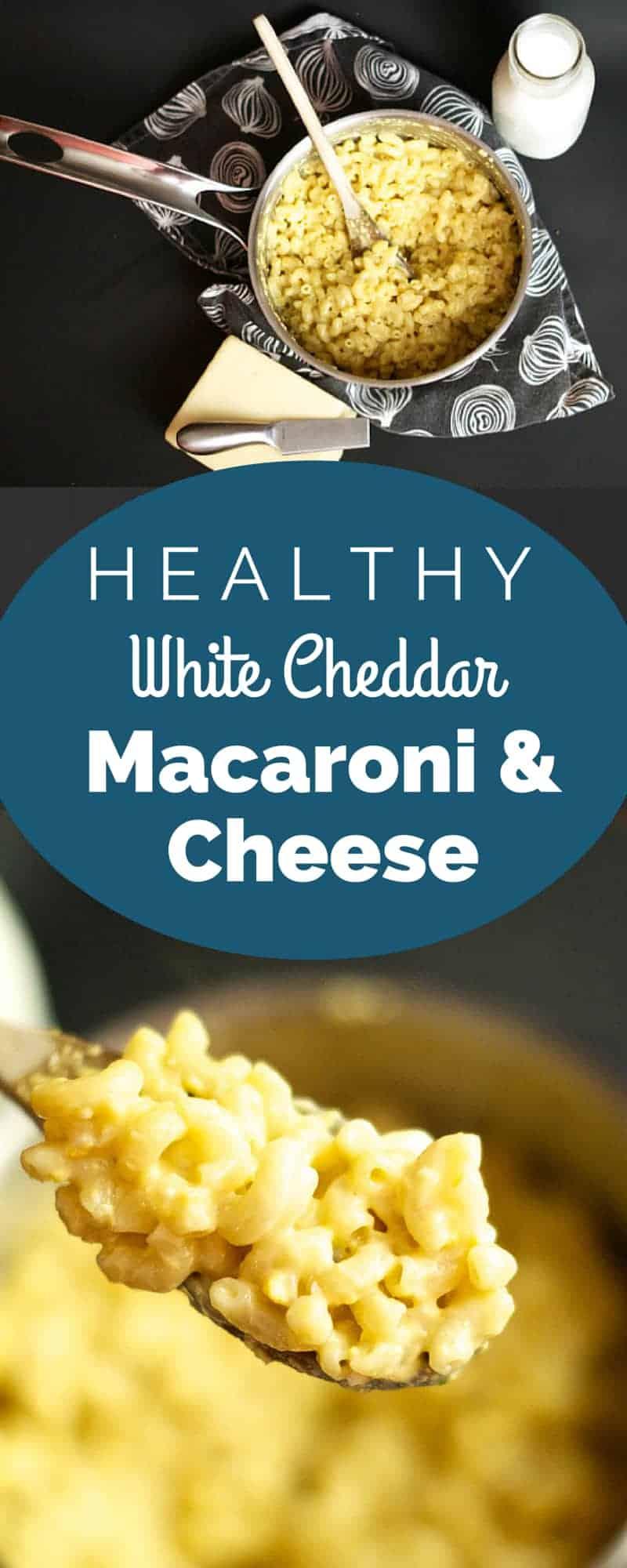 White Cheddar Macaroni And Cheese Recipe: White Cheddar Mac N Cheese