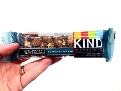 Kind Bars Dark Chocolate Nuts And Sea Salt Calories