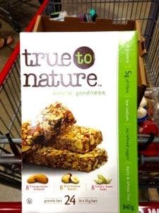 True to Nature Bar