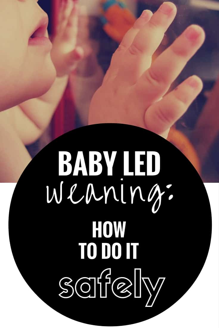 Baby Led Weaning: How to do it Safely