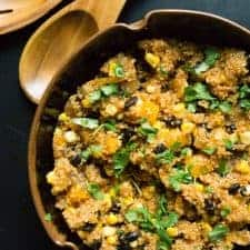 Chipotle Mexican Quinoa