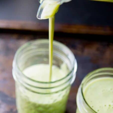 Green Lettuce Smoothie