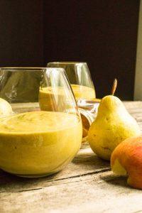 Anti-inflammatory turmeric smoothie