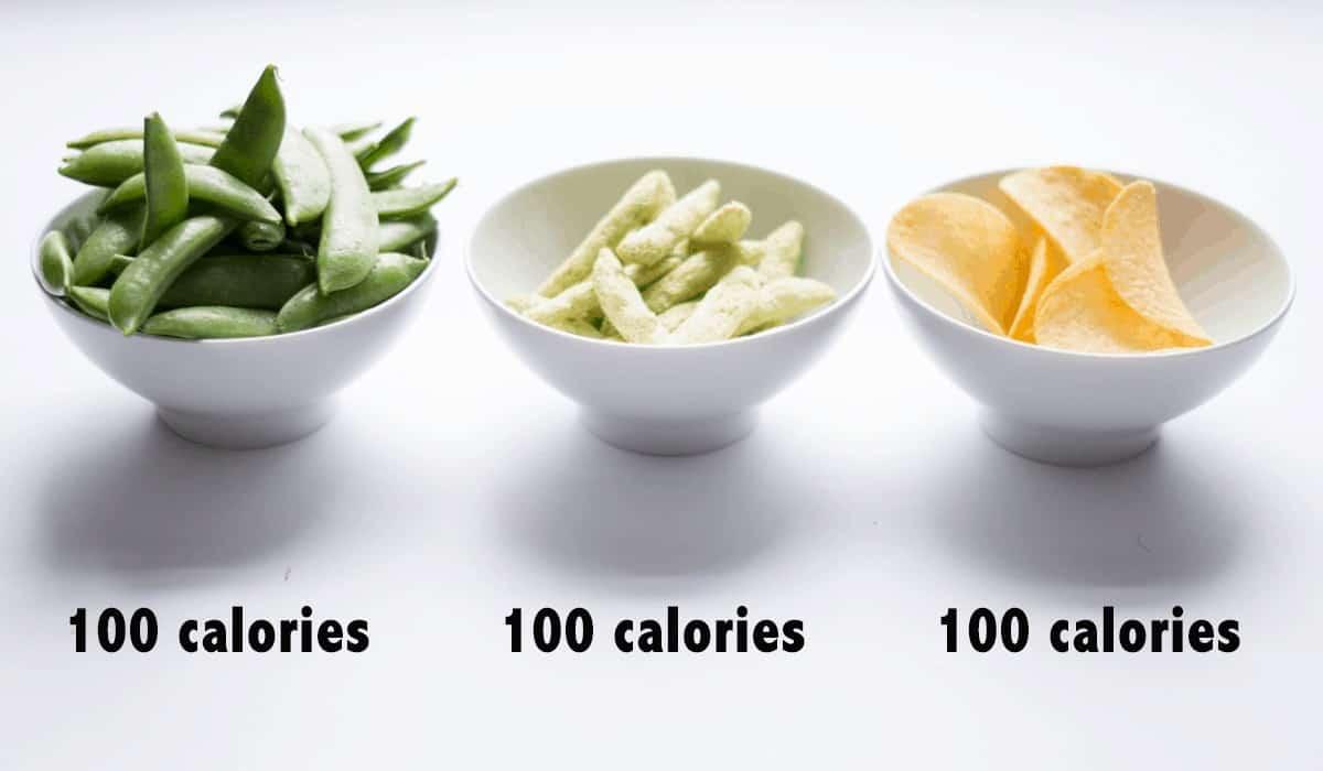 snapea crisps review 100 calories