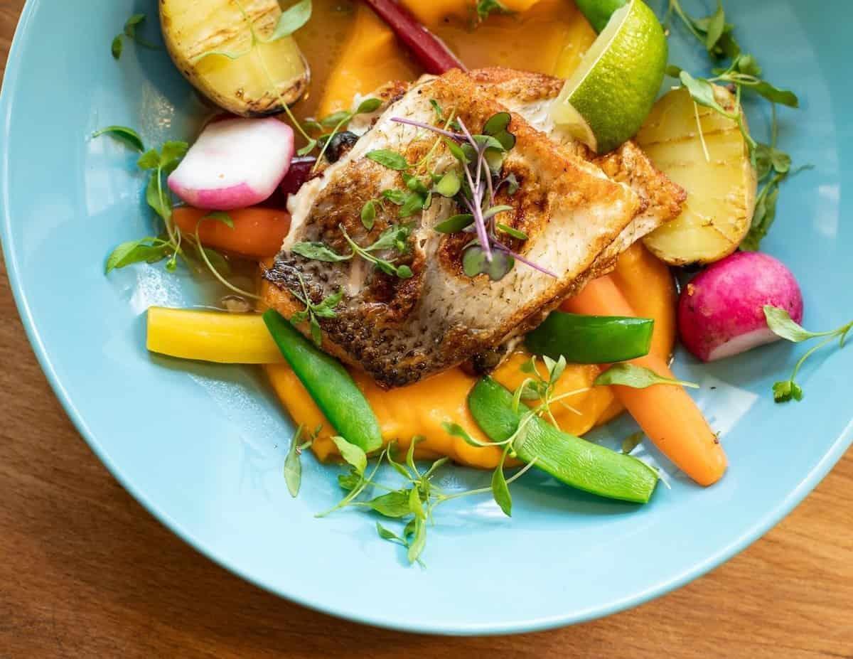 Eat fish twice a week on the Mediterranean Diet
