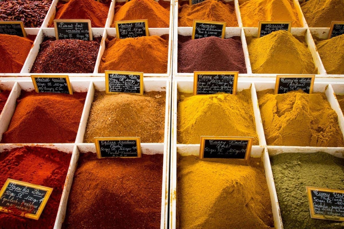 herbs and spices are a key component of the Mediterranean Diet