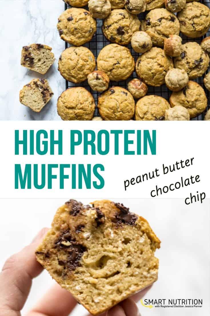 High Protein Big Batch Muffins